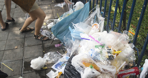 Petrochemical companies flood the world with plastic