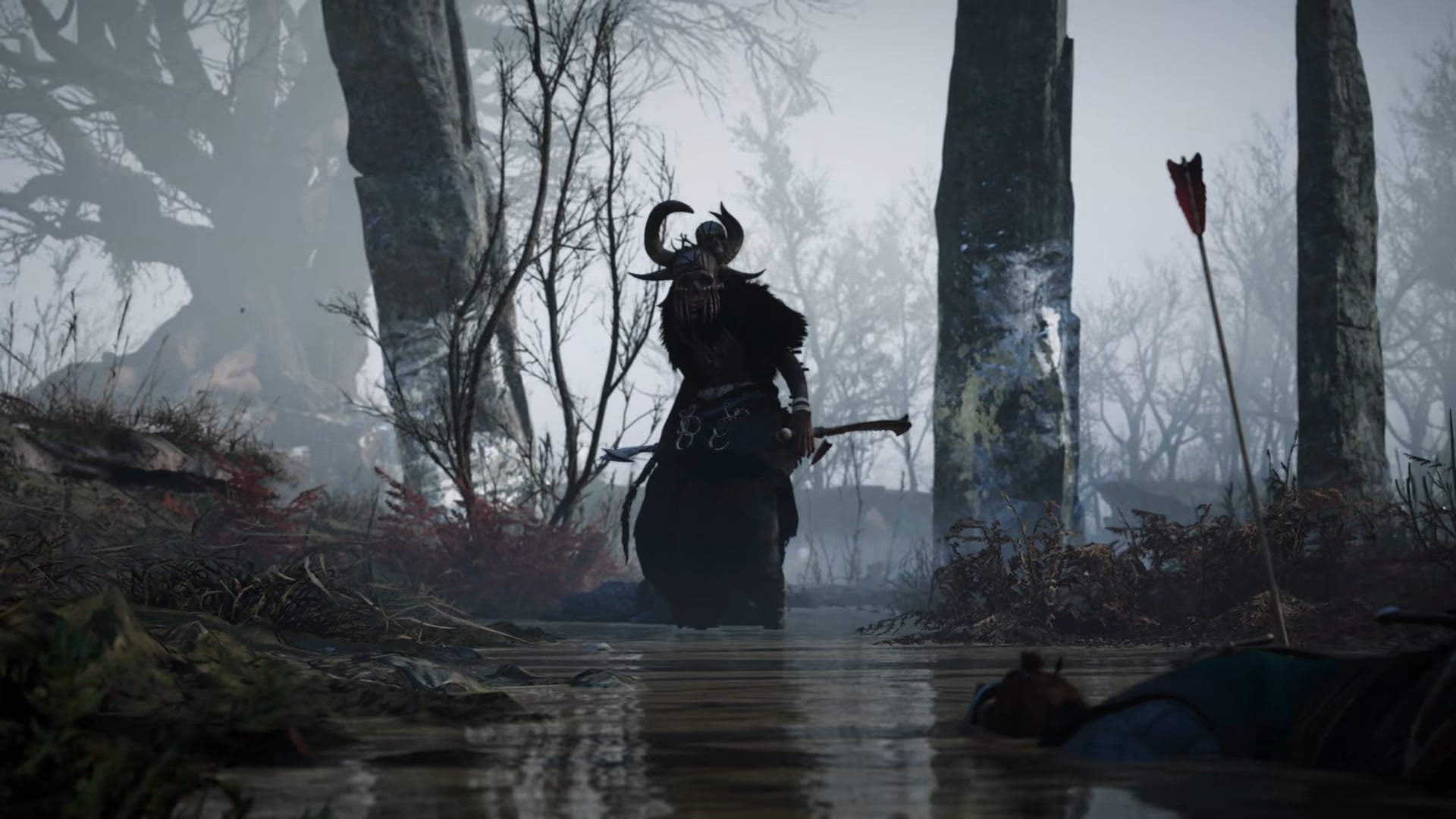 Assassin's Creed Valhalla: The Wrath of the Druids Review - Antagonist