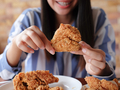Eating fried chicken increases the risk of early death