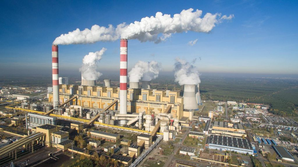 Bełchatów power plant - failed.  There are 6 power units in operation