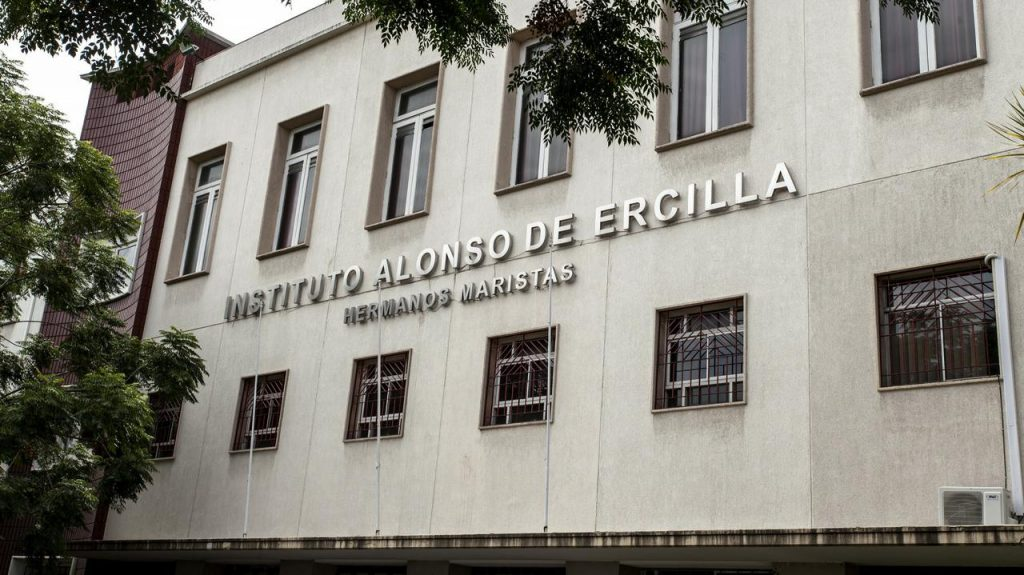 Chile.  An investigation of a network of Catholic schools.  Allegedly 28 people were victims of sexual assault
