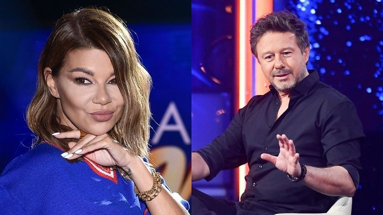 """Edyta Górniak is chilly due to Andrzej Piaseczny's exit: """"There is nothing big in this"""""""