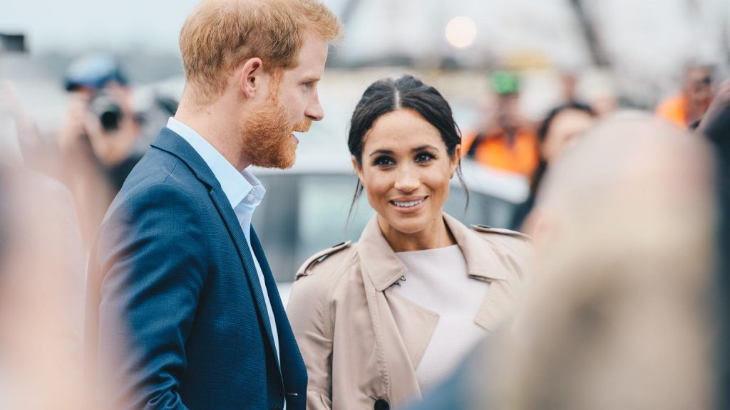 Meghan Markle fired Archie's nanny.  And that in the middle of the night.  This was revealed by a friend of the princely couple