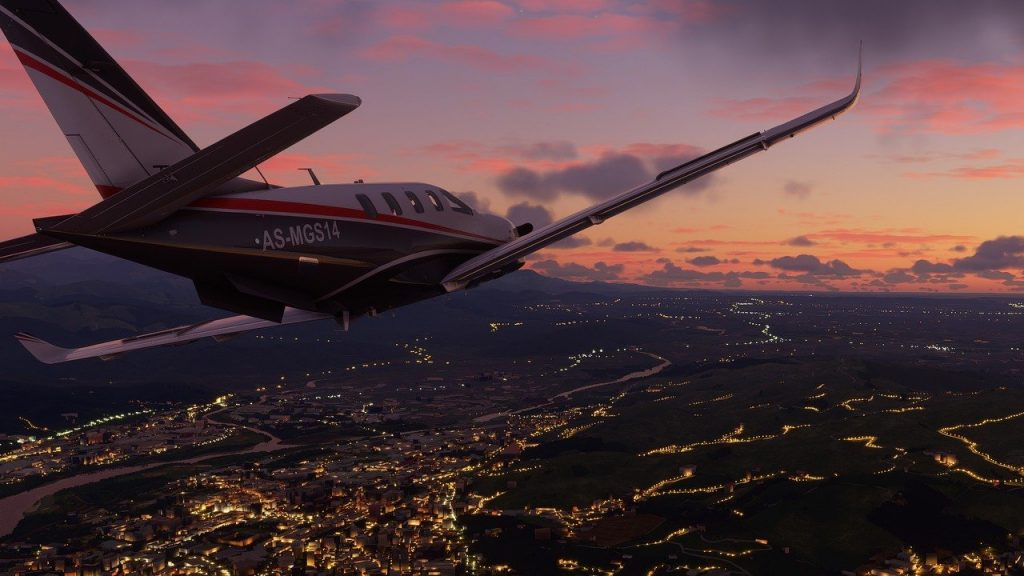 Microsoft Flight Simulator - Patch 1.16.2.0 reduces game size by more than half