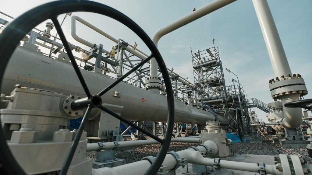 Nord Stream 2. The United States imposed new sanctions.  Cream responds