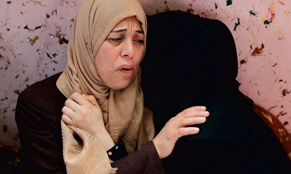 Palestine wins with Israel in the struggle over emotions - plus minus