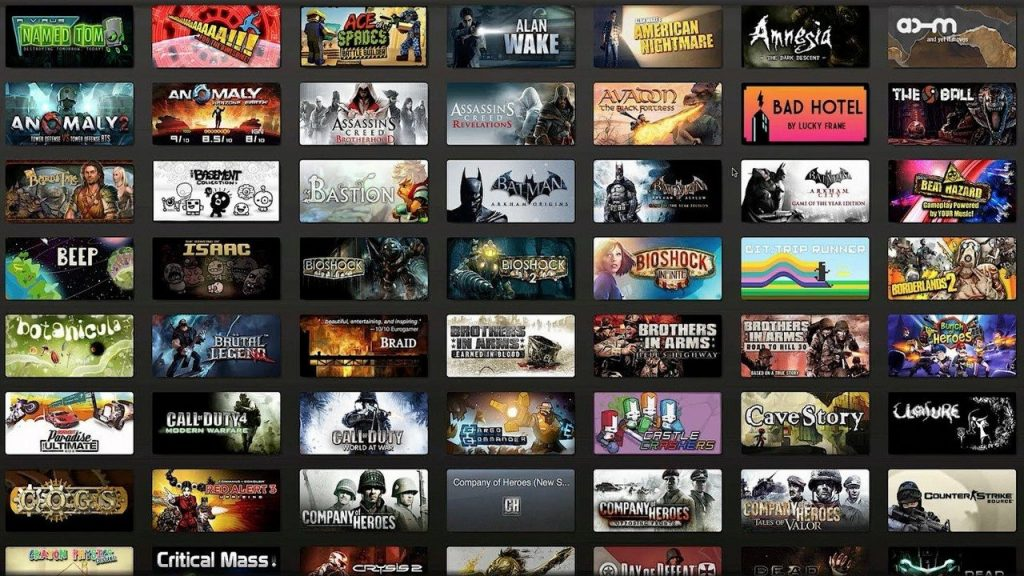 Steam will try again to fix the bug related to libraries with 25,000 games