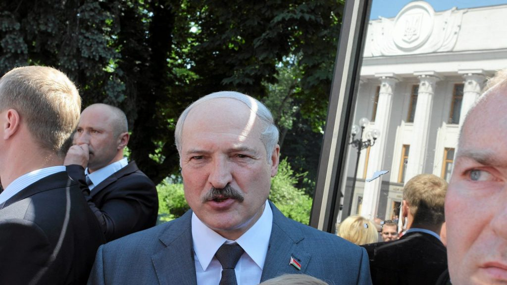 The United States condemns Belarus' actions.  The United States has resumed sanctions and announced their extension