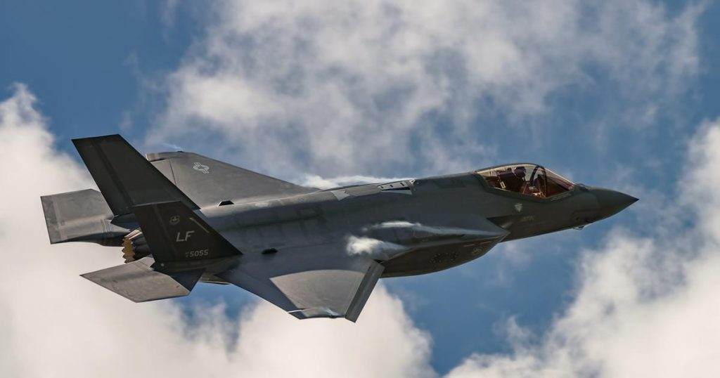 The United States may remove F-35 components.  The General reveals the reason