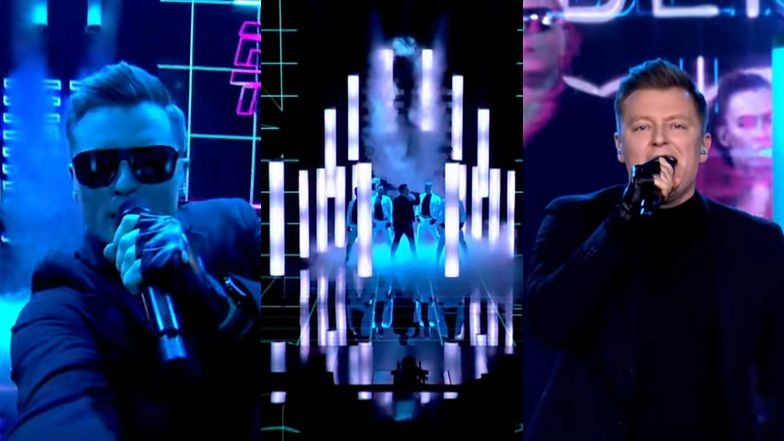 """This was the """"reserve"""" performance of Rafai Brzozovsky at Eurovision.  """"If they showed it in Rotterdam, they would have made it to the finals"""""""