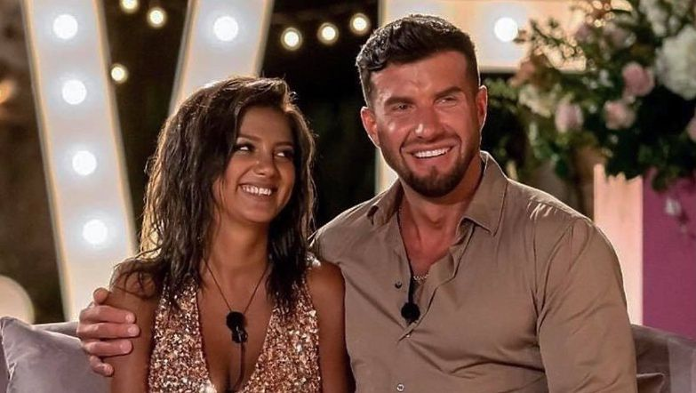 """Waleria and Piotr from """"Love Island"""" together?  Show the final contestant of the program a meaningful image"""