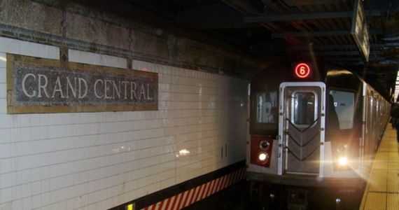 USA: New York City subway pirates attacked.  They had relations with China