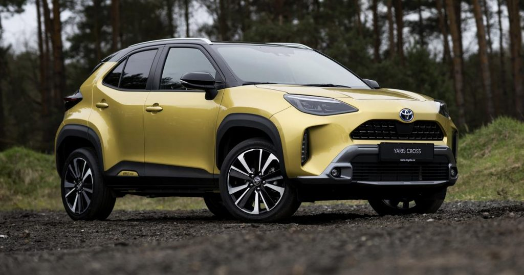 Toyota Yaris Cross - the debut of the hybrid SUV in Poland