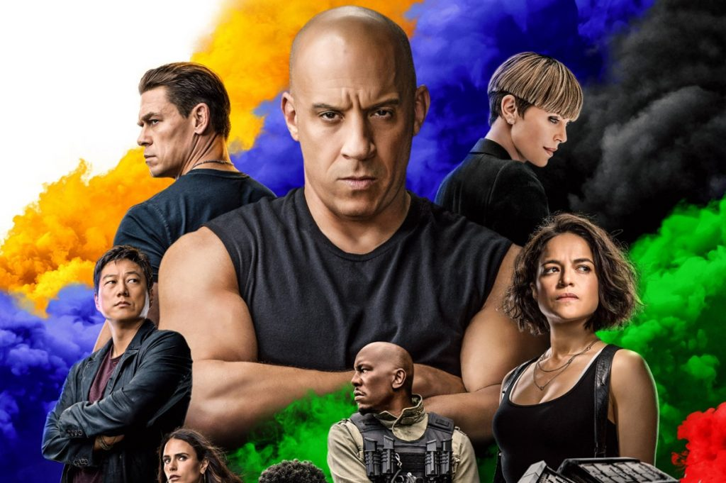 """Box Office USA: """"F9"""" with Best Opening since December 2019"""