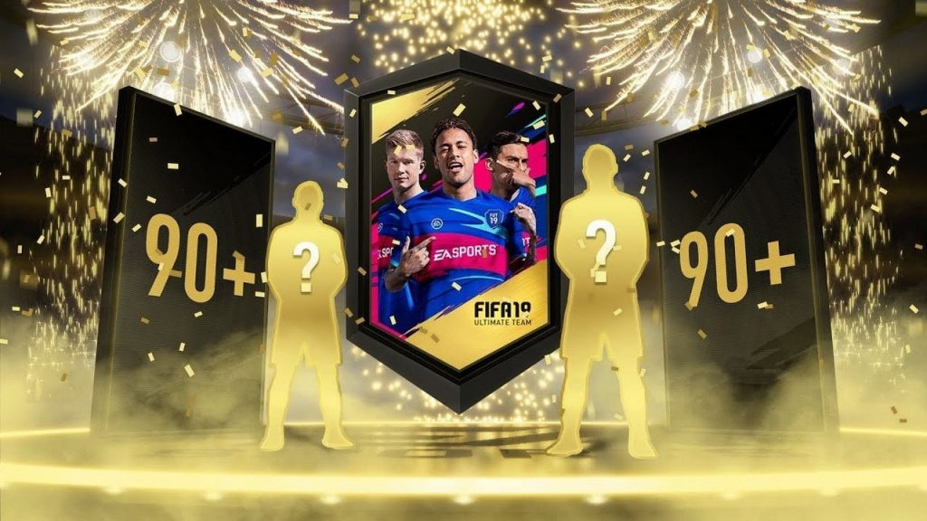 FIFA 21 FUT - Check the loot boxes before you buy them