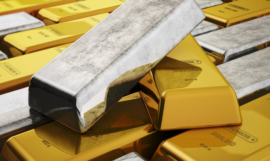 The Federal Reserve dumped gold prices.  Big discount on palladium