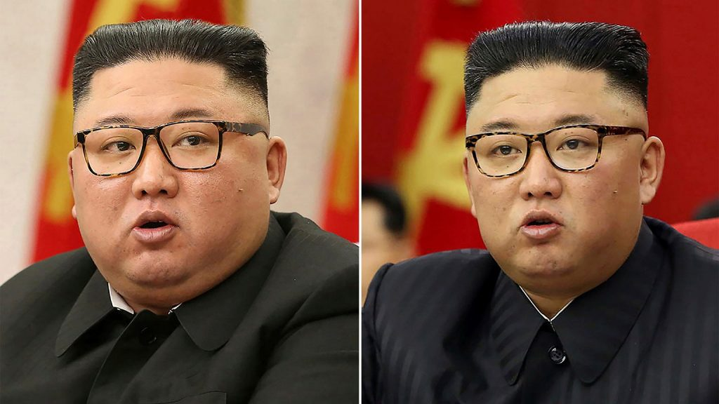 Kim Jong-un lost weight.  North Koreans are worried.  'Move people to tears' |  world News