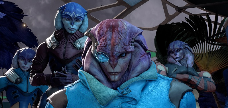 Mass Effect Andromeda gets a second chance from fans of the trilogy who passed Mass Effect Legendary Edition
