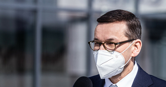 Matthews Morawiecki: We are disappointed by the US decision on Nord Stream 2