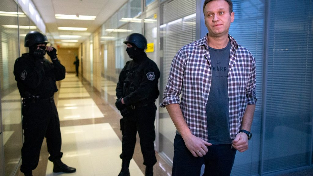 Russia.  The court recognized Alexei Navalny's organizations as extremist.  Immediate ban on operation    world News