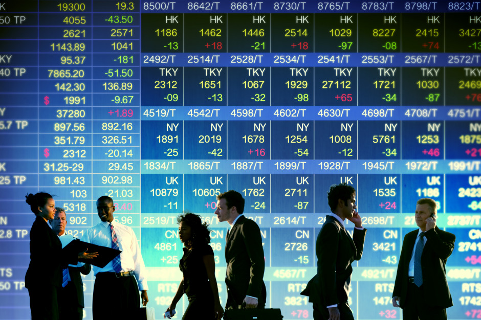 USA: Quiet session on Wall Street