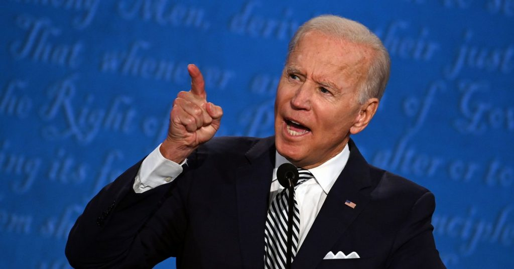 United kingdom.  Joe Biden is firm on relations with Russia