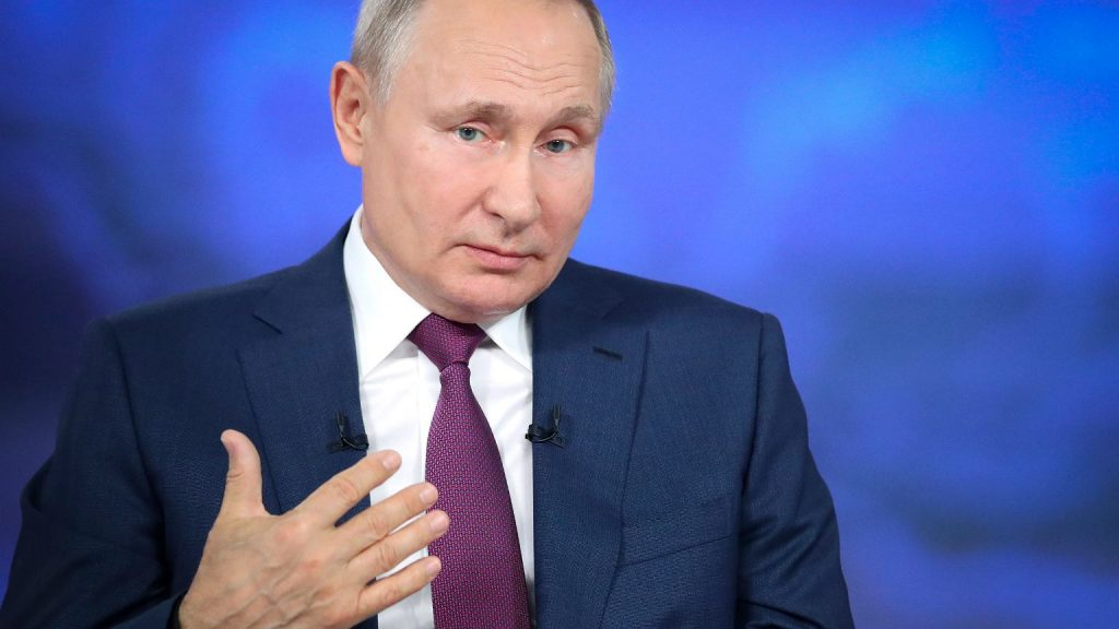 Vladimir Putin: It is hard to imagine that sinking this ship would put the world on the brink of war | حرب  world News