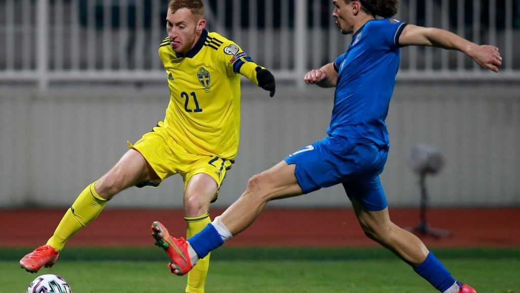 Warning in the Swedish national team!  The star of the Polish national team in Euro 2020 is infected with the Corona virus!  Polish representation
