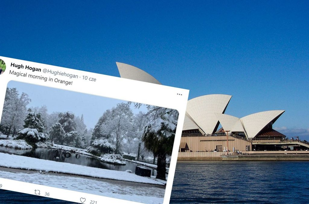 Winter hit in Australia.  The coldest day in 37 years has been recorded in Sydney |  News from the world