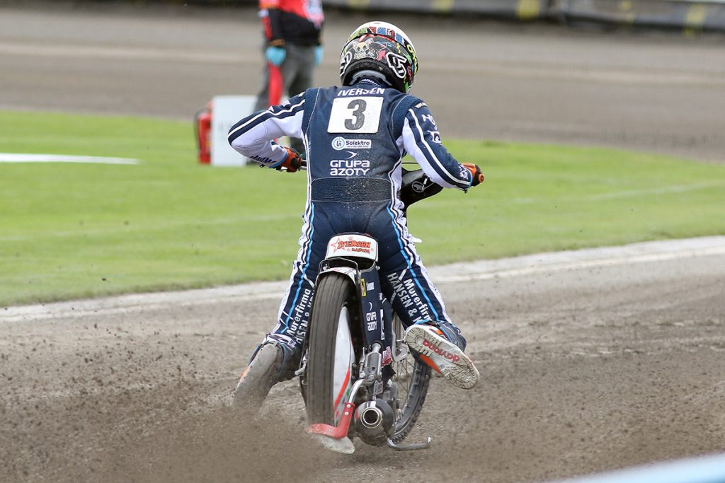 slag.  ROW - union.  Very bad luck for Niels K. Iversen.  Fatal accident in Rybnik