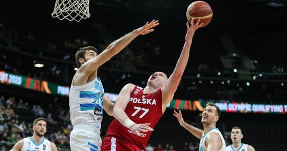 Tokyo 2020. Heavy blows in the match between Poland and Slovenia