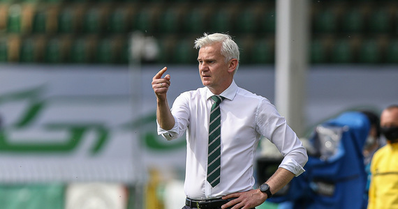 Selassik Wroclaw.  Jacek Majira with a positive test result before the match with Paide
