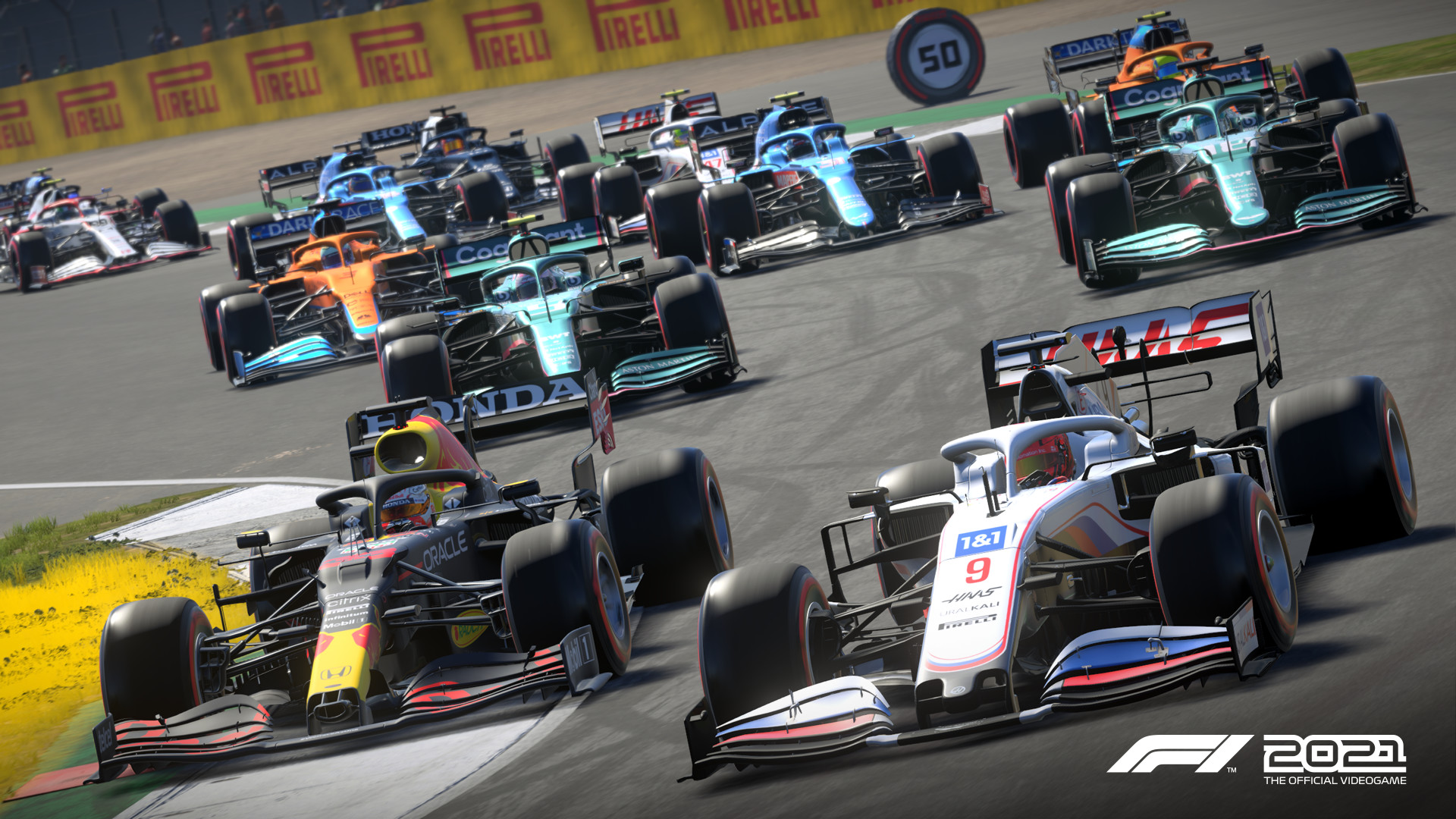 F1 Game Review 2021 - F1 Racing