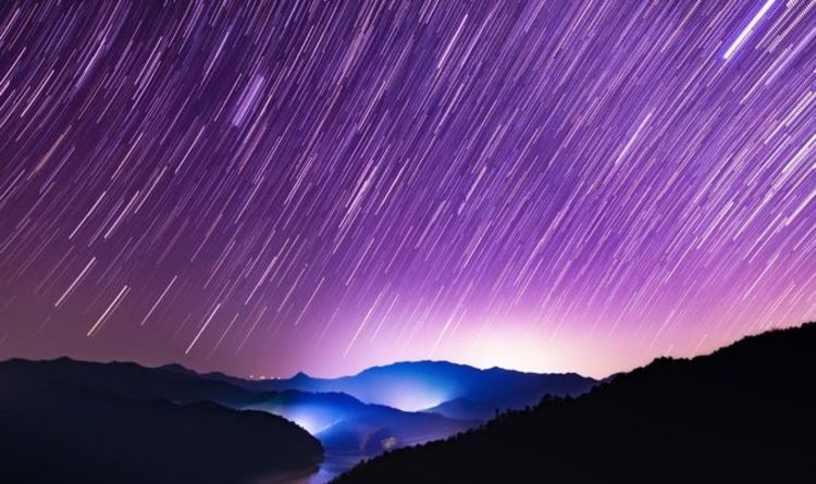 Meteor shower: What time is the meteor shower today?  |  Science