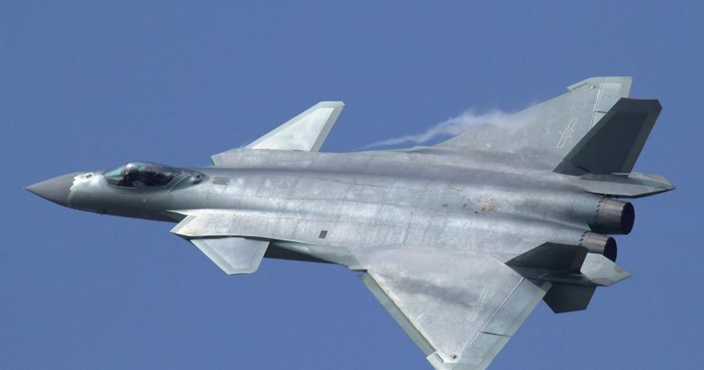 Chengdu J-20 - Invisible Superfighter from China.  Will it threaten US aviation dominance?