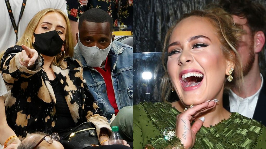 """Adele and a famous celebrity agent together?  """"They decided to reveal"""" (photos)"""