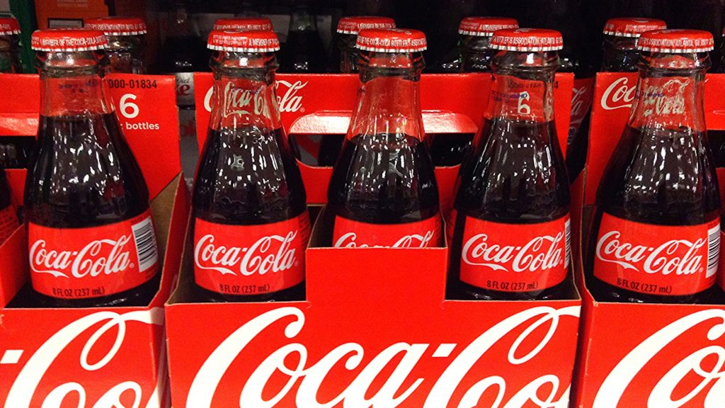 Coca-Cola will remove 10% of sugar from your drinks by 2025