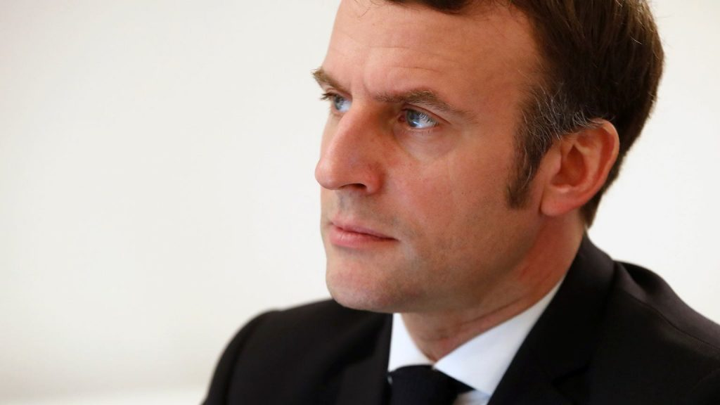 France is at war with the Corona virus.  Macron announces mandatory vaccinations for medical workers  world News