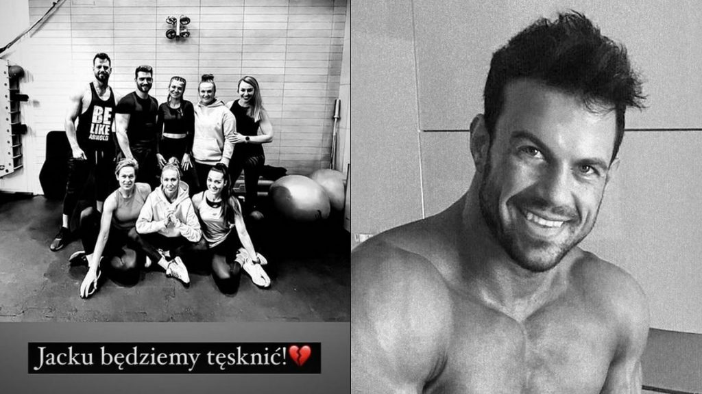 Jacek Kramic is dead.  She was a 32-year-old personal trainer and good friend of Anna Lewandowska