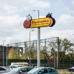 Pedronka gave the results.  The chain is planning a new look of stores