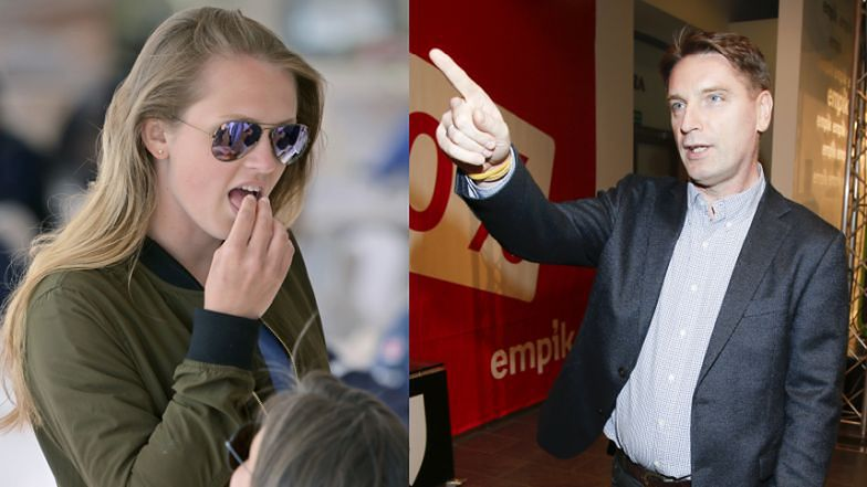 """Pola Lis writes for """"Przegląd Sportowy"""" and netizens are complaining about her next franchise.  Thomas Lees succinctly: """"Get away from my daughter, Bolschwick Butaku"""""""