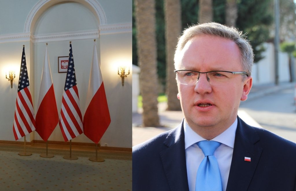 Poland is the most important ally of the United States in the region