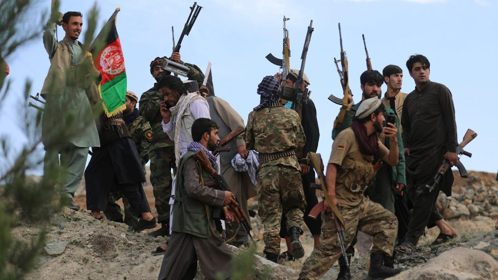 Polish soldiers leave Afghanistan.  Taliban succeed after success    world News