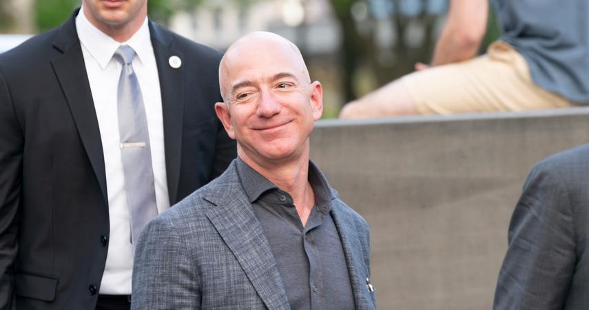 Spent $28 million.  For a trip into space with Bezos.  He won't fly because... he has other plans then
