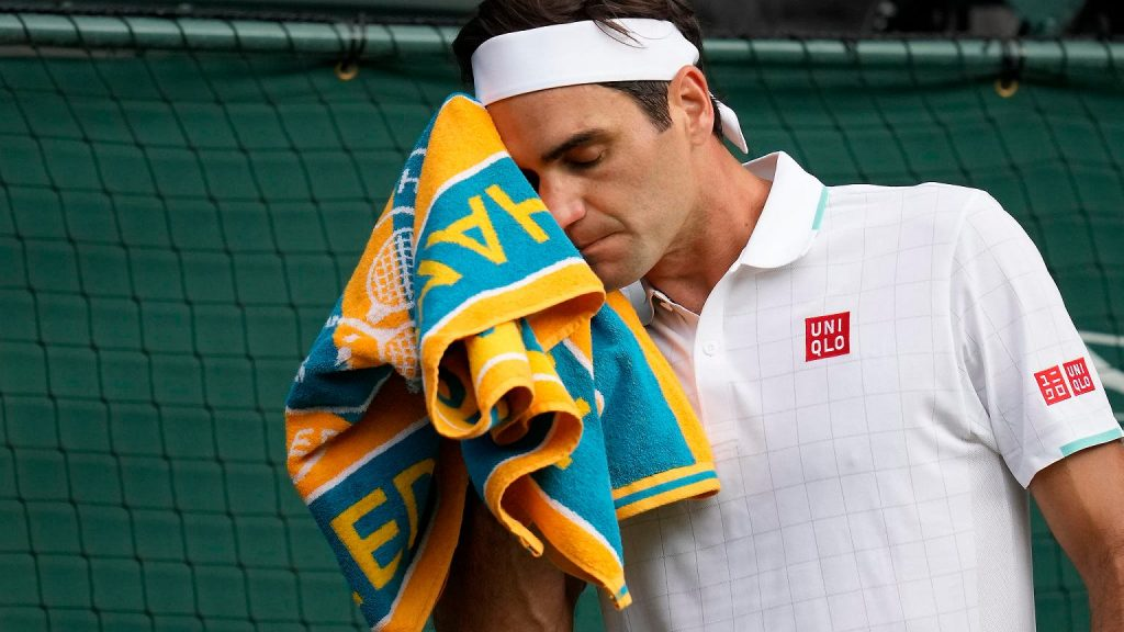 This is certain!  Federer will not go to Tokyo!  Games without the Big Three?  Tennis