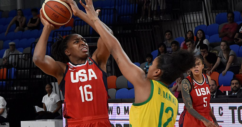 Tokyo 2020. Basketball star wants to play for Nigeria because it was missed by US