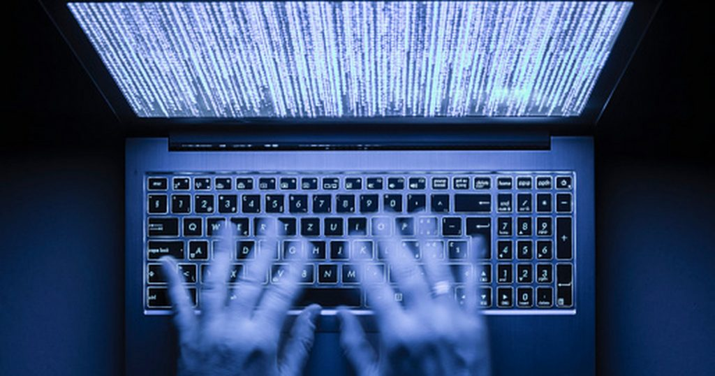 USA: The NY Times reports that cyber attacks are being carried out by Russians across the border