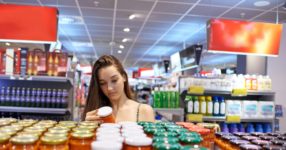Poll: Because of the pandemic, we buy groceries less, but more
