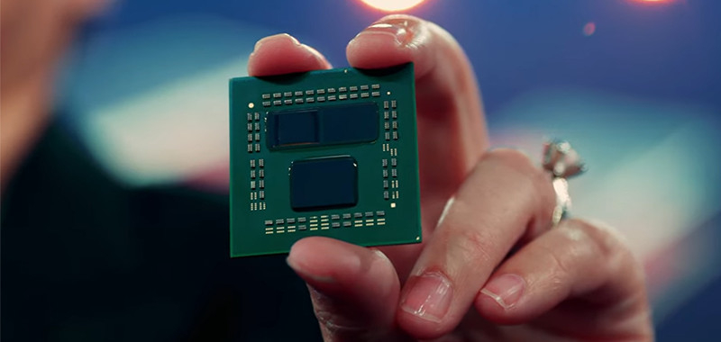 3D chip with 3D cache - AMD news for Ryzen 5000 processors