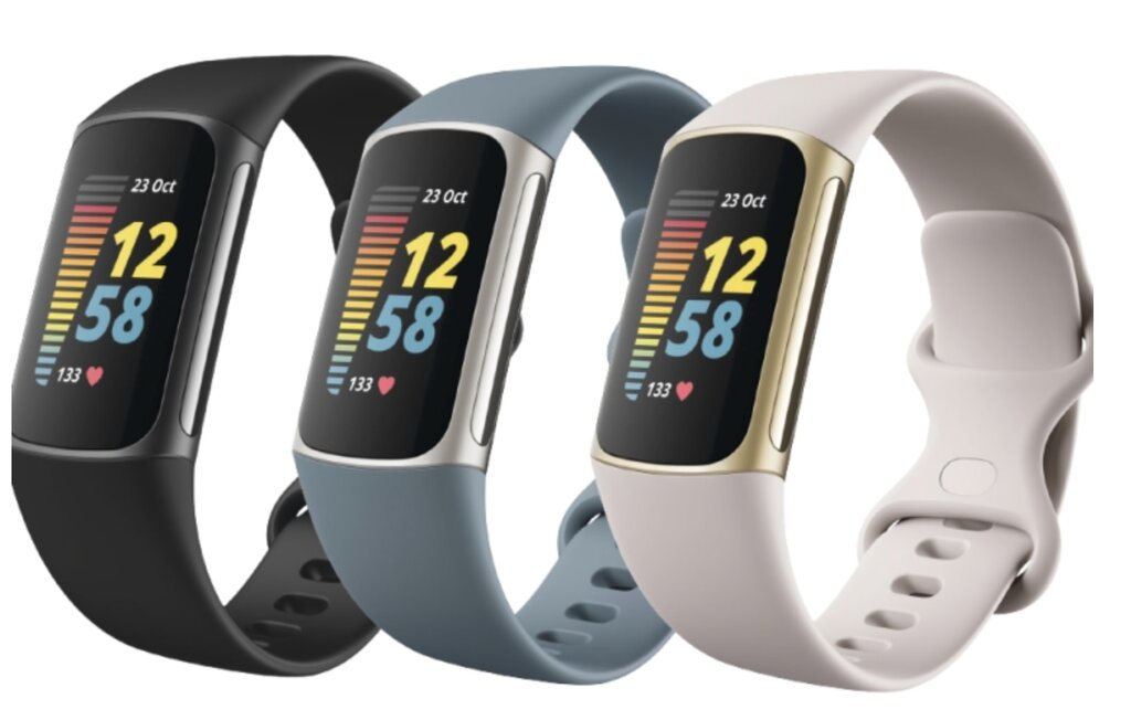 Nothing will take care of your health like the new Fitbit Charge 5